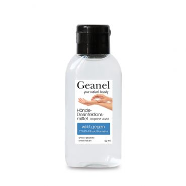 Geanel Hand Desinfektionsmittel 50 ml