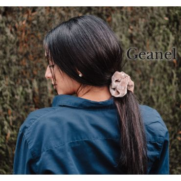 Geanel Couture Scrunchies Musselin