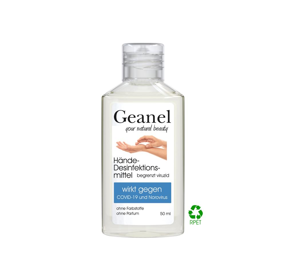 GEANEL Desinfektionsmittel für Hände